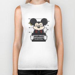 Bad Guys / Mickey Mouse Biker Tank