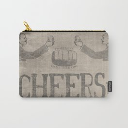 Cheers! Carry-All Pouch