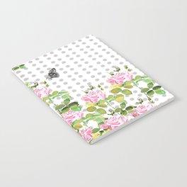 Rose buds Notebook