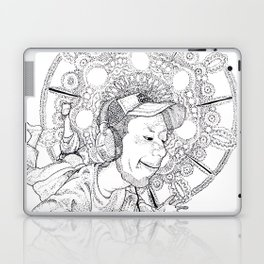mandala004 Laptop & iPad Skin