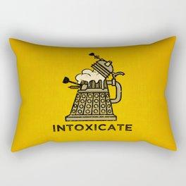 INTOXICATE V2 Rectangular Pillow