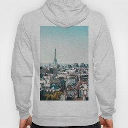 I <3 parisian rooftops. Hoody
