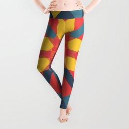 Venezuelan Pattern Leggings