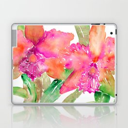 ORCHID LOVE Laptop & iPad Skin