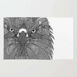 GinaMirandArt-Eagle Totem Rug