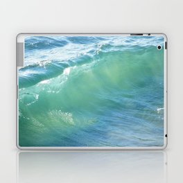 Teal Surf Laptop & iPad Skin