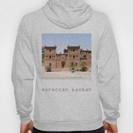 Moroccan kasbah Hoody
