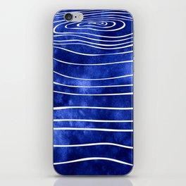 Tide X iPhone Skin