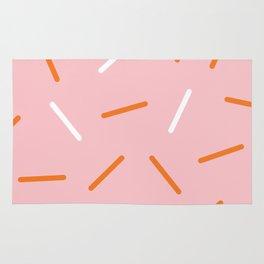Pink Sprinkles Rug