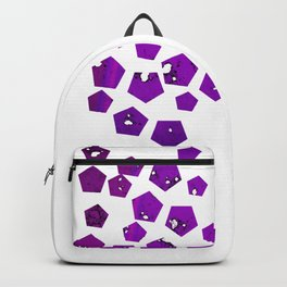 Pentagons of May 27 Backpack