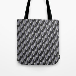 Just Grate Abstract Pattern With Heather Background Tote Bag