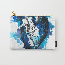 Tell Tale Heart Nr.23 Carry-All Pouch