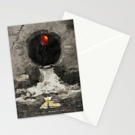 Stephen King's IT Stationery Cards