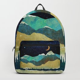 Snowy Night Backpack