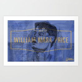 William Mark Price Art Print