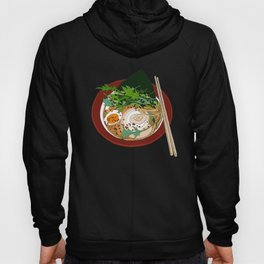 Soy Ramen Noodle Hoody