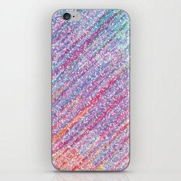 Gentle Rainbow iPhone Skin