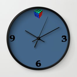 Solved Wall Clock