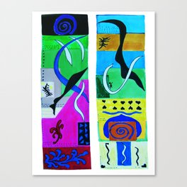 inspiration from Matisse . Gift Ideas ( https://society6.com/vickonskey/s?q=popular+prints ) Canvas Print