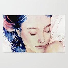 Between the sheets Rug