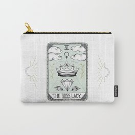 The Boss Lady Carry-All Pouch