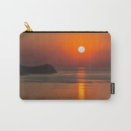 Fishing morning Carry-All Pouch