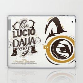 ∞ Homo Homini Lupus • AMEN ∞ Laptop & iPad Skin