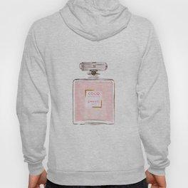 Classic Pink Parfum Perfume Fashion Cute Minimalism Hoody