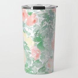 Springy Florals Travel Mug
