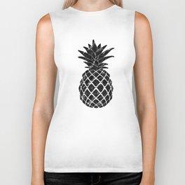 Pineapple Marble Biker Tank
