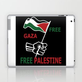 Free Palestine Laptop & iPad Skin