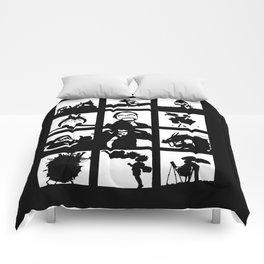 Tribute to Miyazaki Comforters