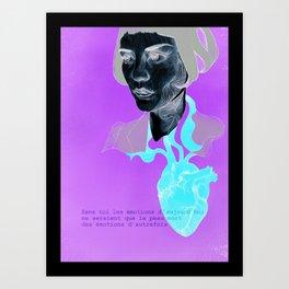 Amélie Art Print