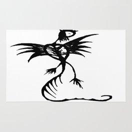 Dragonlady Rug