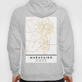 MARACAIBO VENEZUELA CITY STREET MAP ART Hoody