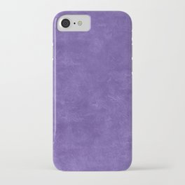 Ultra Violet Oil Pastel Color Accent iPhone Case