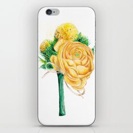 Boutonniere iPhone Skin