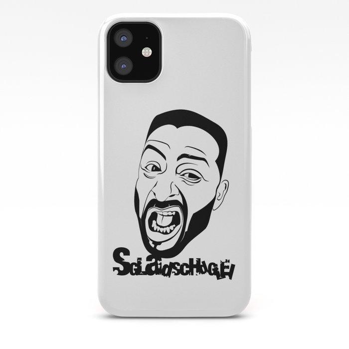 Sgladschdglei iPhone Case