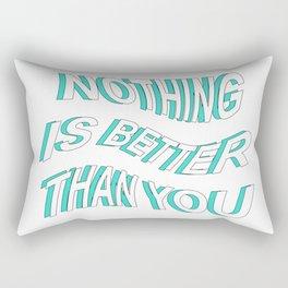 LOST BOY // 5 SECONDS OF SUMMER Rectangular Pillow