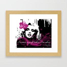 Restore Framed Art Print