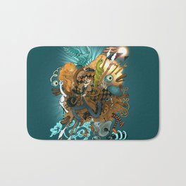 I've seen things (Blade Runner) Bath Mat