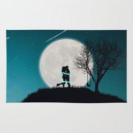Moon of Love Rug