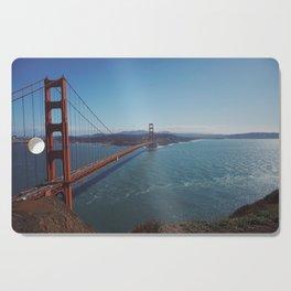 Golden gate bridge Cutting Board