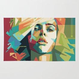 Scarlett Johansson - Mad4U Rug