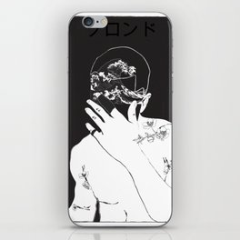 frank ocean's blond\blonde iPhone Skin