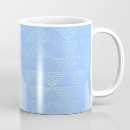 event of a thread: sky blue Coffee Mug