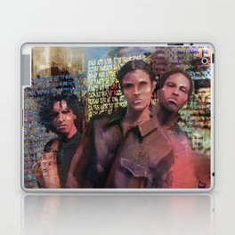 Where You From? Laptop & iPad Skin