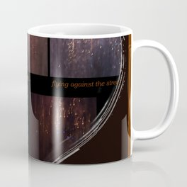 Getting There (Focusing On the Emotion) Coffee Mug