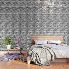 Bohemian Chic Lace Wallpaper