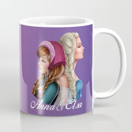 Frozen Sisters Coffee Mug